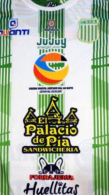Social y deportivo San Francisco Bancario - Libertador General San Martin - Jujuy.