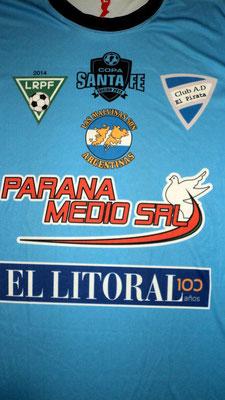 Atlético Deportivo El Pirata - Los Zapallos - Santa Fe.