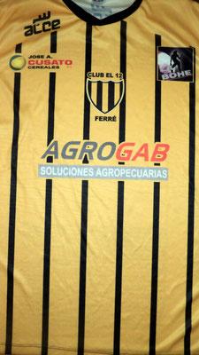 Social y deportivo 12 de Octubre - Ferre - Buenos Aires.