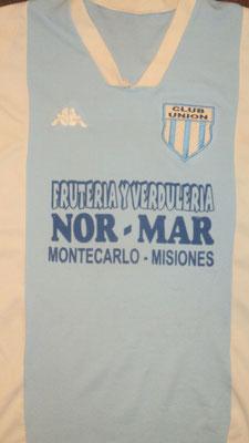 Social y Deportivo Unión - Montecarlo - Misiones.