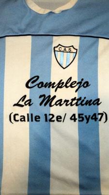 Club Atlético Sportivo - Presidencia Roque Saenz Peña - Chaco.