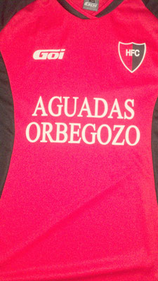 Huracan Foot Ball Club - Diego de Alvear Santa Fe