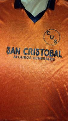 Unidad Sancristobalense - San Cristobal - Santa Fe.