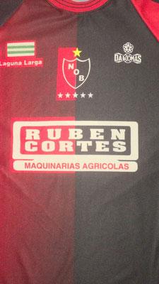 Atlético y Biblioteca Newells Old Boys - Laguna Larga - Cordoba.
