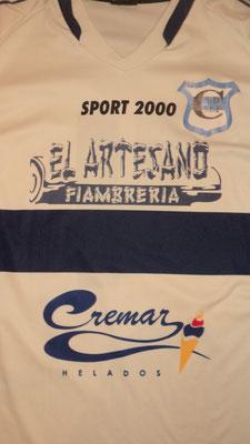 Social y deportivo Mar del Plata - Caleta Olivia - Santa Cruz.