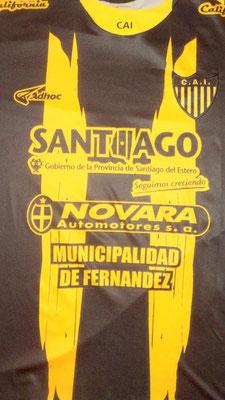 Atlético Independiente - Fernandez - Santiago del Estero.