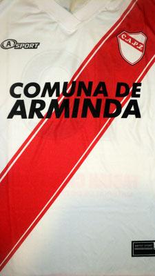 Atlético Pablo Zampa - Arminda - Santa Fe.