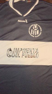 EFIN (Escuela de Futbol Infantil Navarro) - Navarro - Bs.As