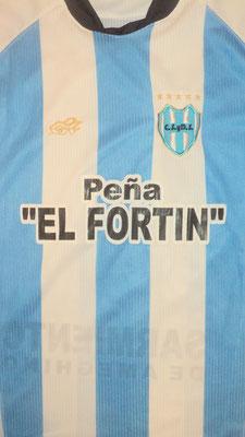 Social y Deportivo Sarmiento - 30 de Agosto - Buenos Aires.