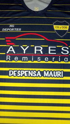 Social y Deportivo Defensores de la Boca -  9 de Julio - Buenos Aires.