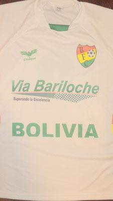 Bolivia Futbol Club - Capital Federal - Bs.As