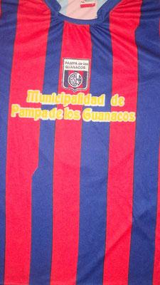 Atlético San Lorenzo - Pampa de los Guanacos - Santiago del Estero.