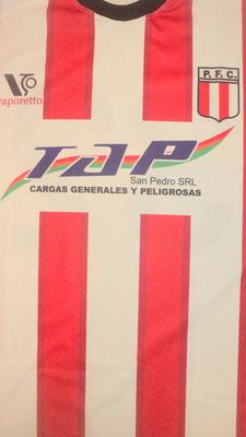 Parana Fútbol Club - San Pedro - Buenos Aires.