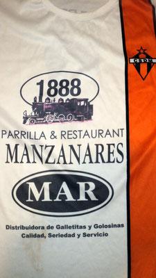 Social y deportivo Manzanares - Manzaranes - Buenos Aires.