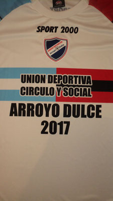 Union deportiva circulo y social Arroyo Dulce - Arroyo Dulce - Buenos Aires.