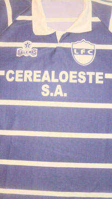 Larroude Futbol Club  - Bernardo Larroude - La Pampa