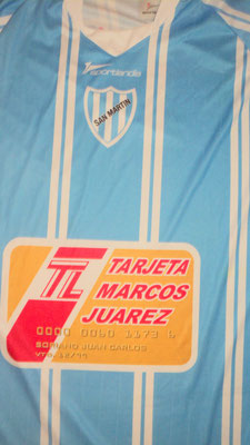 Atlético ,biblioteca y mutual San Martin - Marcos Juarez - Cordoba.
