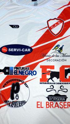 Atlético Sarmiento -  Roque Perez - Buenos Aires.