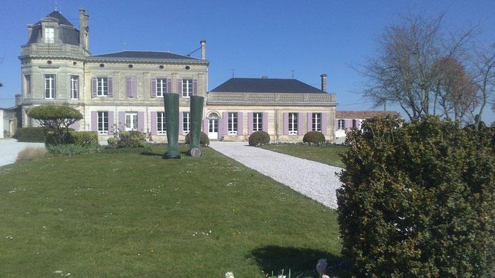 Château Chasse Spleen à Moulis en Médoc