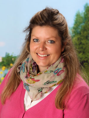 Frau Natalie Bogusch, Klassenlehrerin Klasse 2