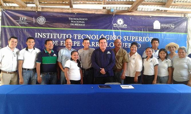 Institut technologique supérieur de Felipe Carillo Puerto