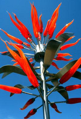 Gläserne Blumen, Foto: Tourismusverband Ostbayern e.V., Stephan Moder