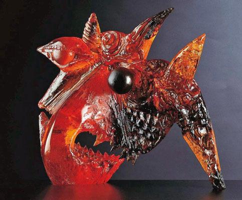 Faszinierende Glaskunst in zahlreichen Museen an der Glasstraße bewundern