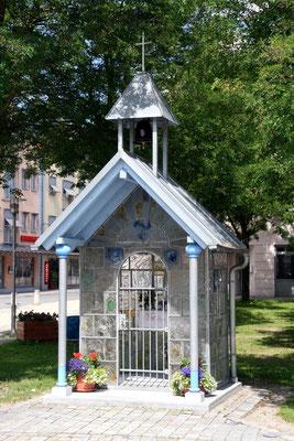 Gläserne Kapelle, Foto: Tourismusverband Ostbayern e.V., Stephan Moder