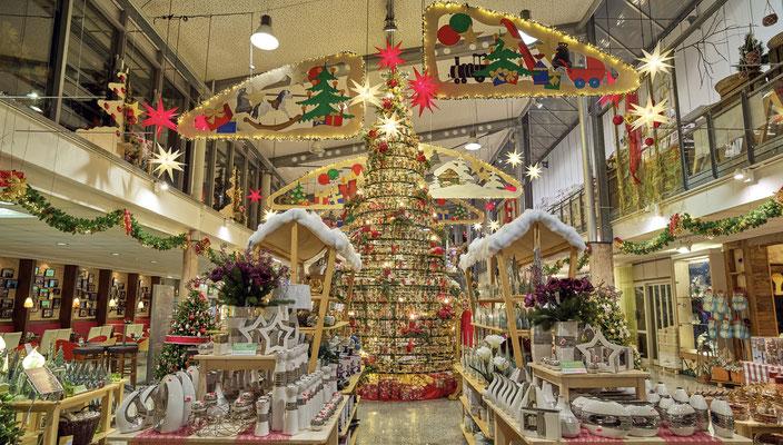 Weihnachtsmarkt bei Joska Bodenmais, Foto Joska Bodenmais