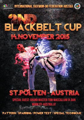Turnier 2nd Black Beld Cup