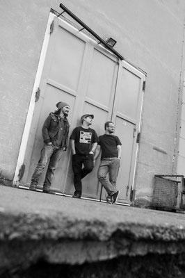 Bandshooting mit Lari und die Pausenmusik