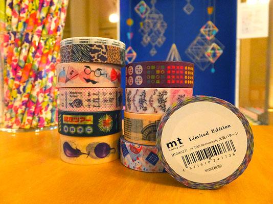 大阪限定のテープ