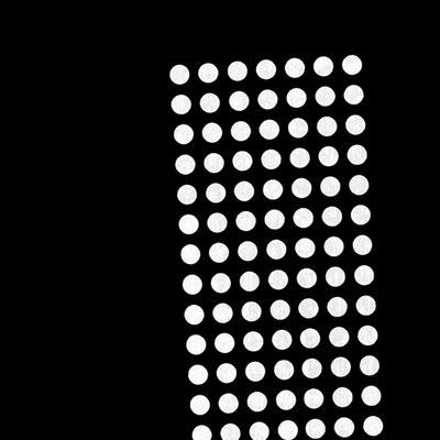 Les illusions II, 60x60 cm, 2017