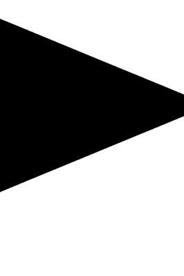 Triangle noir sur fond blanc , 72X109 cm, 2016