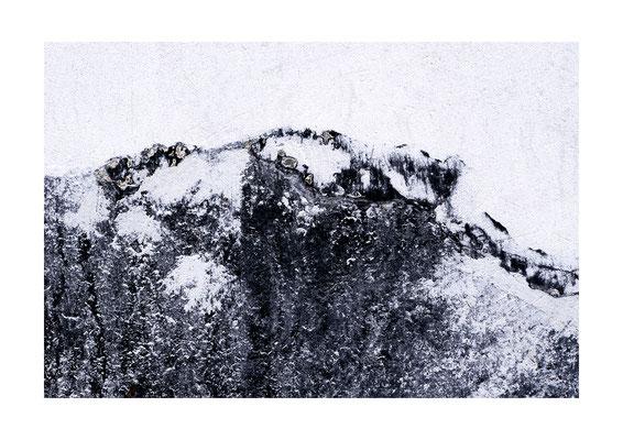 La brèche, 21*29.7 cm, 2019