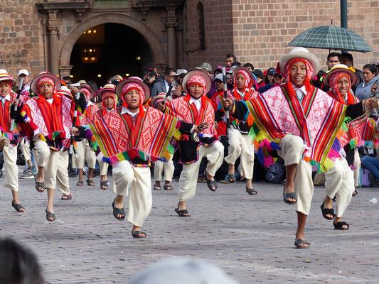 Fête de Cusco