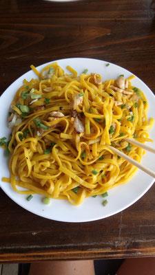 Les noodle chinoises maison ! miam