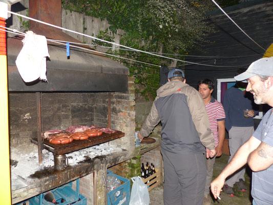 Ça c'est un barbecue patagonien digne de ce nom!
