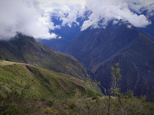 La montagne dans laquelle nous allons crapahuter
