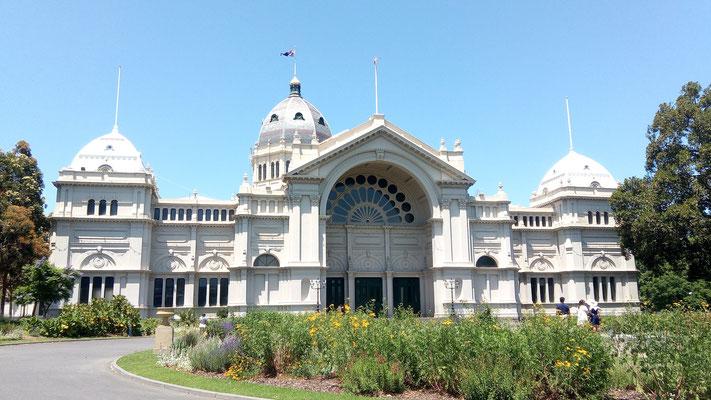 Le Melbourne museum
