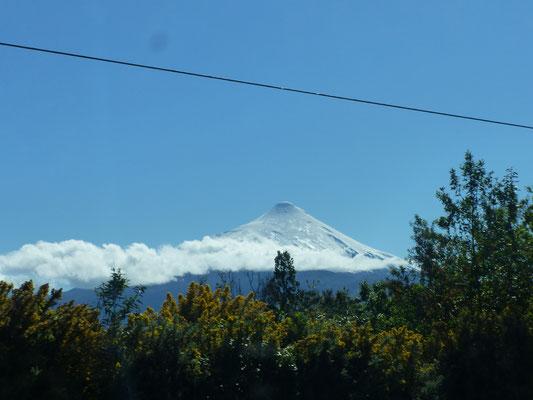 Volcan Osorno, Puerto Varas, Chili