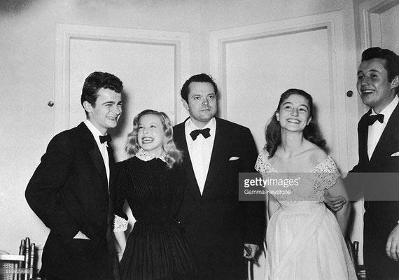 Festival de Cannes 1949 © gettyimages