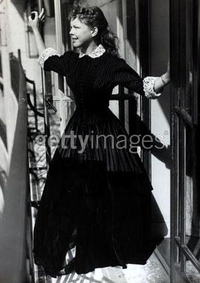 Première de La Rose Noire à l'Odeon Leicester Square (8 septembre 1950) © gettyimages