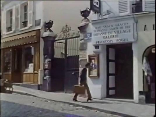 "1972, feuilleton ""Le Jeune Fabre"""