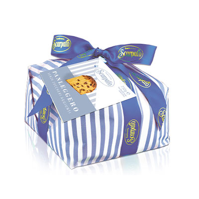 Panettone without candied fruits, no added sugar LIGHT & TASTY COLLECTION (750g)