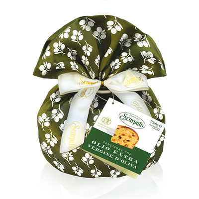 Panettone Extra Virgin Olive Oil LIGHT & TASTY COLLECTION (1kg)