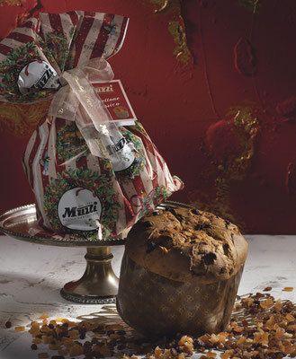 Panettone Classico Candy wrapping design 1kg