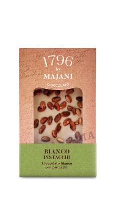 Le Golose Collection: White chocolate & pistachio (115g)