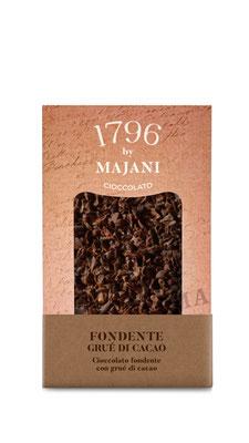 Le Golose Collection: Dark chocolate & cocoa grains (115g)