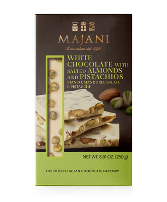 Snap Collection: White Chocolate & Pistachios (250g)